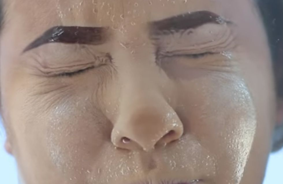 Face Diving Is The Latest Korean Beauty Hack For Budge-Proof Matte Makeup