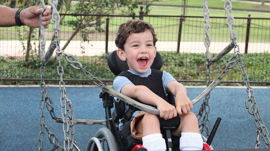 Ouverture du premier parc aquatique pensé pour les enfants à handicaps (photos)