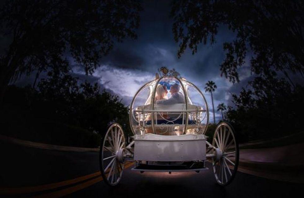 Il est désormais possible de se marier à Disneyland Paris ! (Photos)