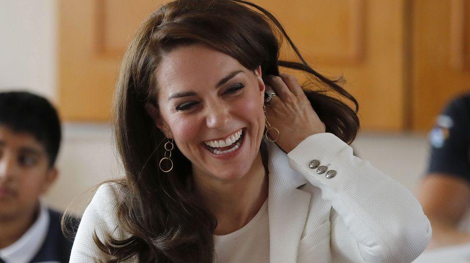 La veste préférée de Kate vient d'un magasin que vous connaissez bien, devinez lequel ?