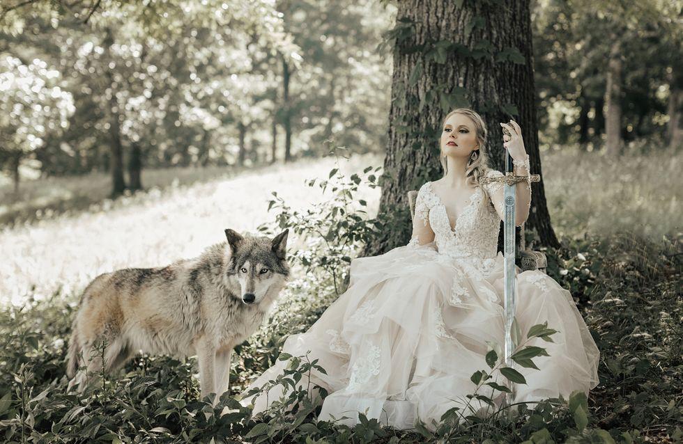 Ce mariage sur le thème Game Of Thrones est tout simplement fantastique (Photos)