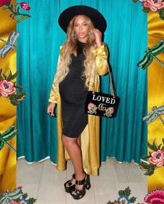Beyoncé cliente fidèle de chez Gucci