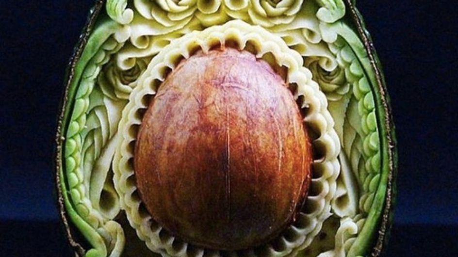 Avocado Art Is Your New Instagram Obsession
