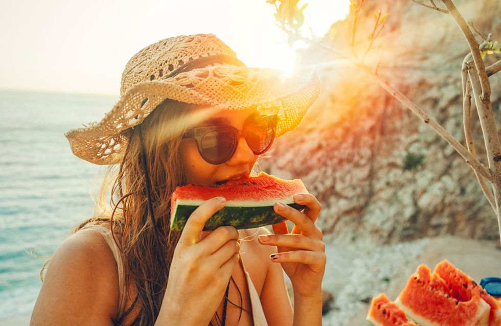 4 recetas para potenciar tu bronceado este verano