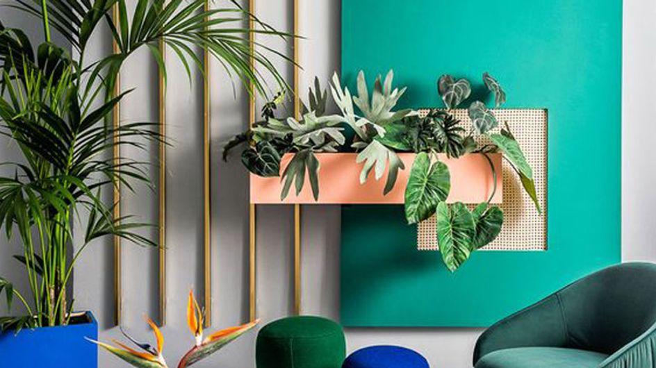 Color block, la tendencia más vital en decoración