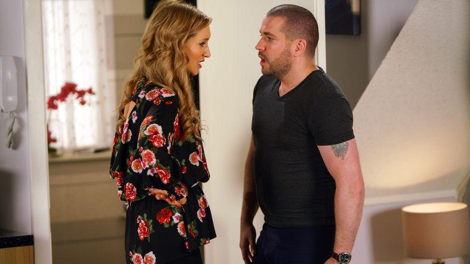 Coronation Street 26/06 - Will Eva Catch Aiden And Maria?