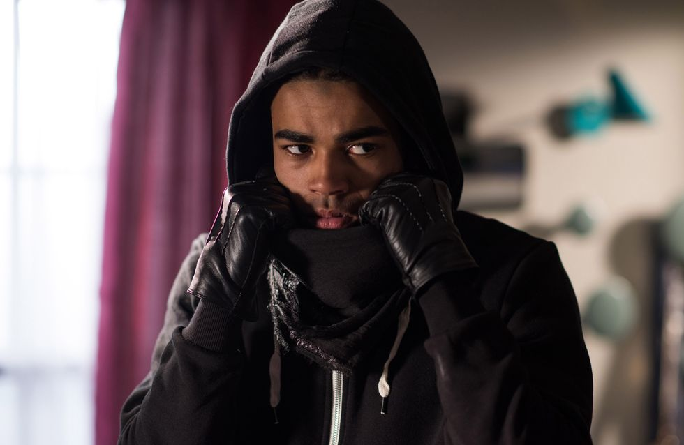 Hollyoaks 29/06 - Prince Gets Caught Trying To Steal From Simone