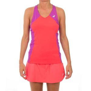 A roupa de badminton perfeita: ombros, materiais leves, saia fluida, Asics