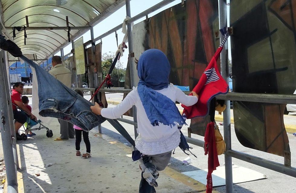 """""""À travers mes yeux de réfugiée"""" témoignages bouleversants de 3 jeunes femmes (photos)"""