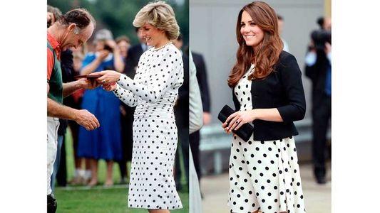 Lady Di vs Kate Middleton