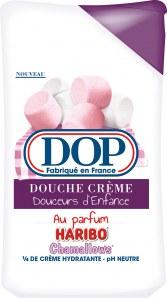 "Gel Douche ""Douceurs d'Enfance"" : Chamallows"
