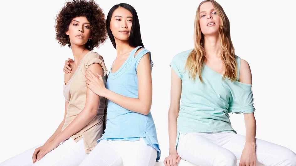 Bio addict ? Vous allez adorer les nouveaux t-shirts Benetton !
