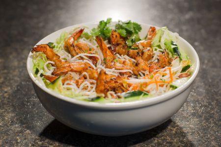On peut utiliser le vermicelle de konjac dans les recettes asiatiques par exemple