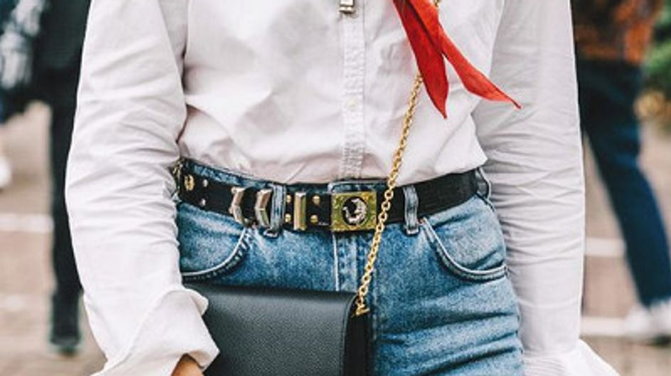 Leve o mom jeans para passear – mas antes, veja estes looks
