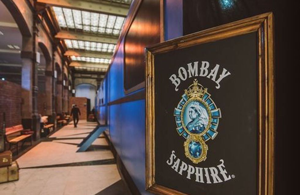 There's A Blue Gin Train Coming To London & You're Going To Want A Ticket ASAP