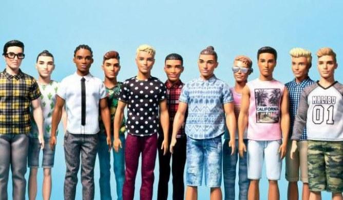 Ken, le fiancé de Barbie, ne ressemble plus du tout à ça