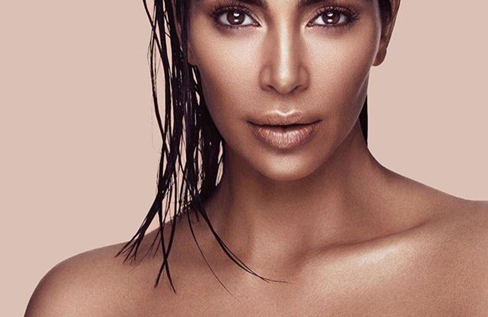 Kim Kardashian lance sa ligne de make-up et fait déjà polémique !