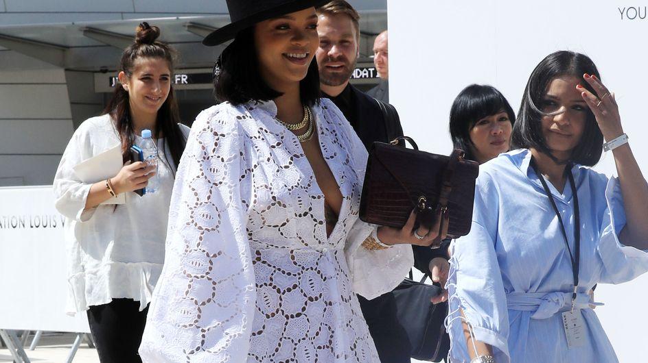 Rihanna y su estilo pirata chic, mejor look de la semana