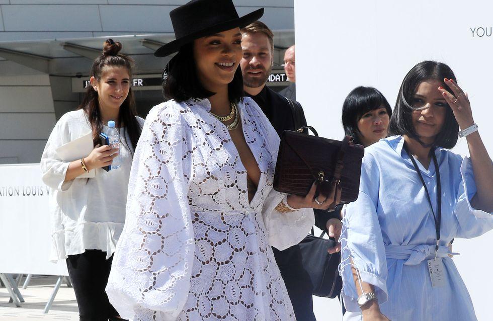 """Rihanna y su estilo """"pirata chic"""", mejor look de la semana"""