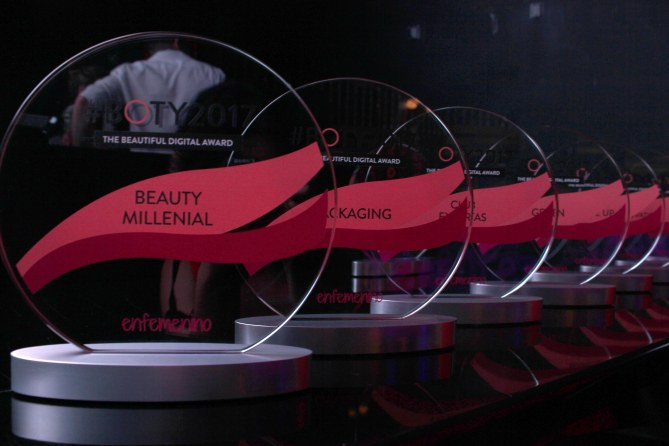 Premios BOTY 2017