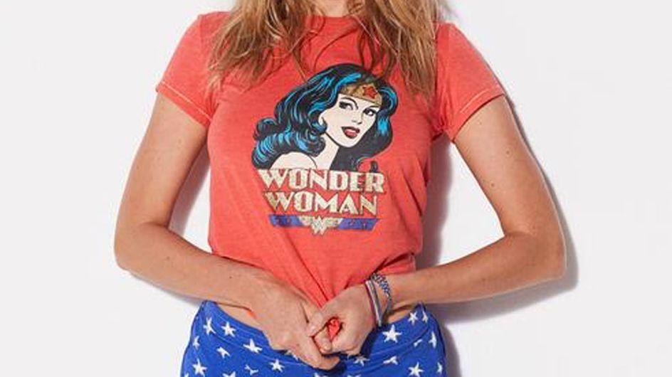 El shopping definitivo para ser una Wonder Woman