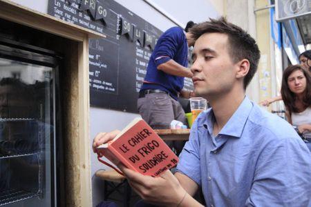 Paris installe son premier frigo solidaire