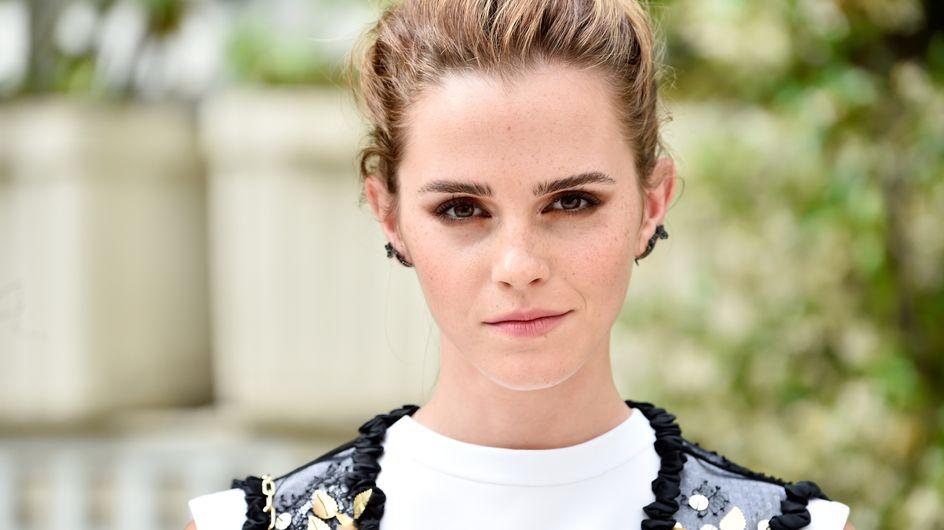 Emma Watson fait sensation à Paris avec un look naturel (photos)