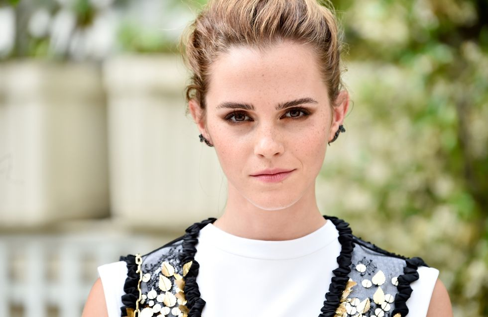 Emma Watson fait sensation à Paris avec un look naturel (photos)