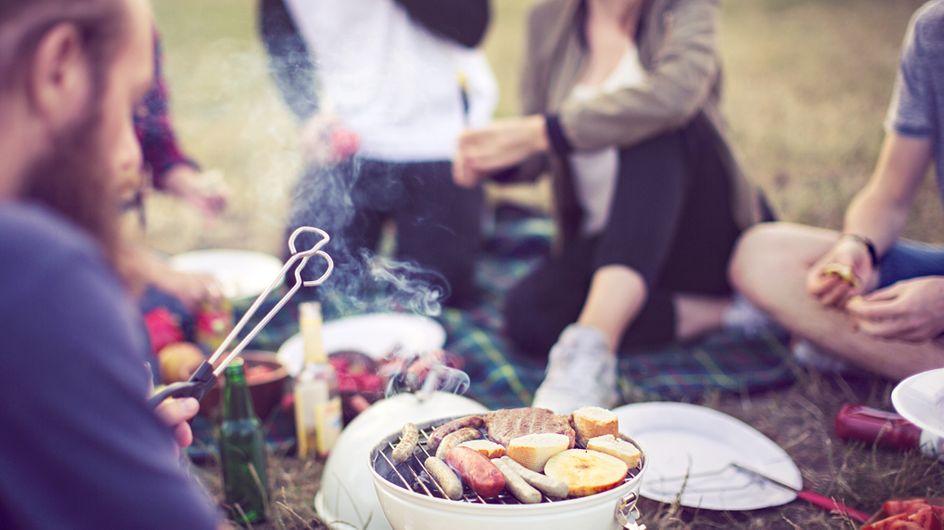 Recetas para una noche de verano entre amigos