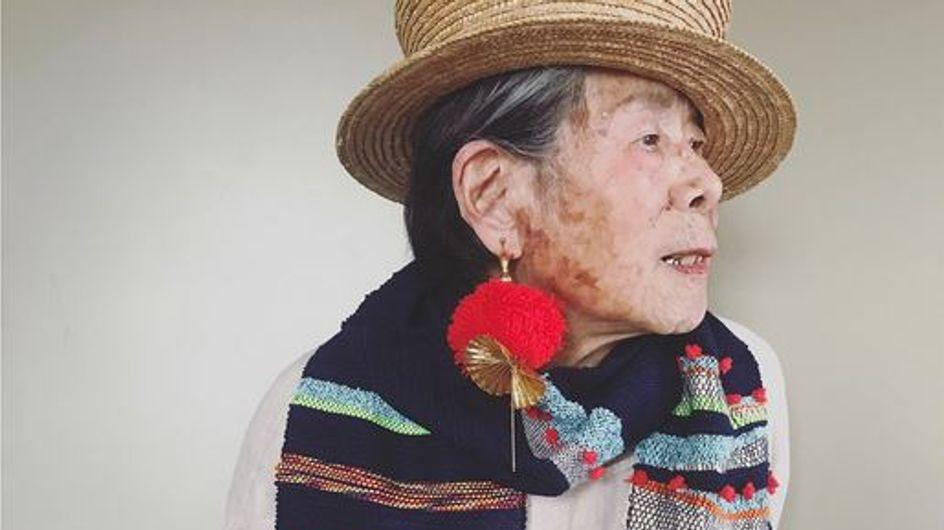 Wahnsinn! Diese 94-jährige Oma ist jetzt Model