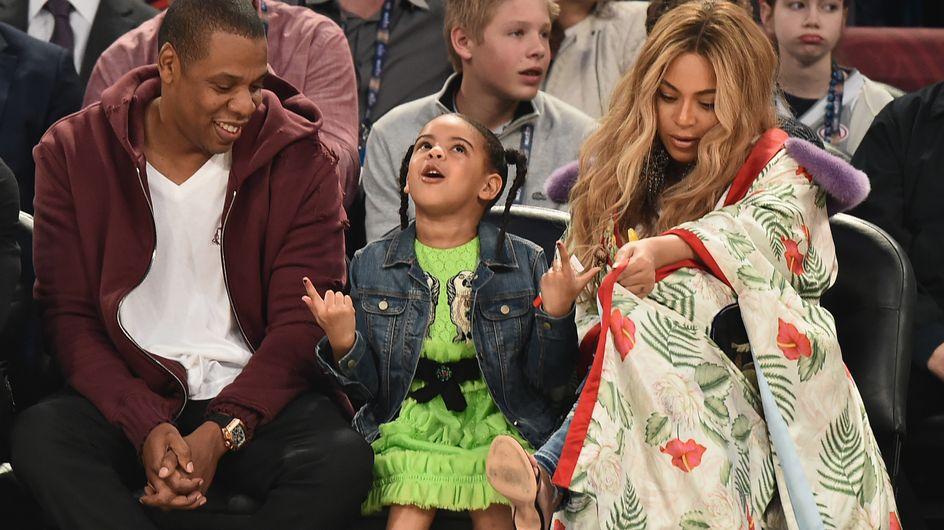 On connaît ENFIN les prénoms des jumeaux de Beyoncé