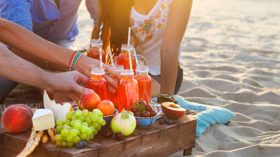 Comida para llevar a la playa: 10 recetas fáciles y sabrosas