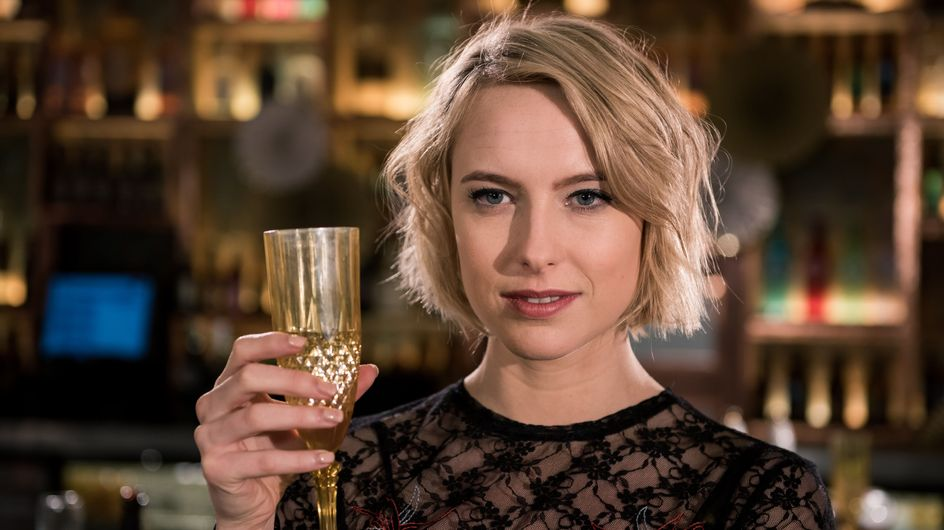 Hollyoaks 07/07 - Maxine Is Sure Darcy Is Lying, And She's Going To Prove It