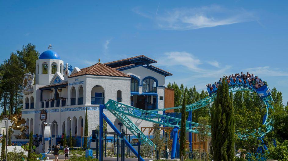 On a testé en avant-première Pégase Express, la nouvelle attraction du Parc Astérix