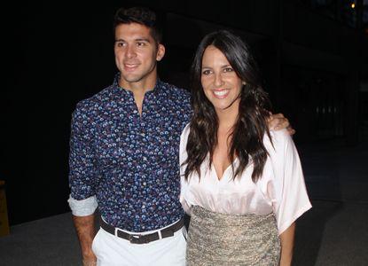 Irene Junquera y Cristian Toro
