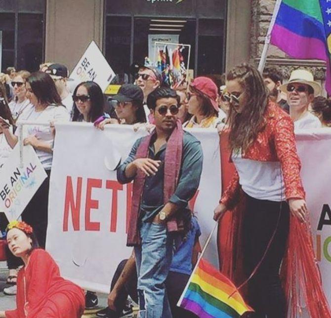 13 Reasons Why à la Gay Pride