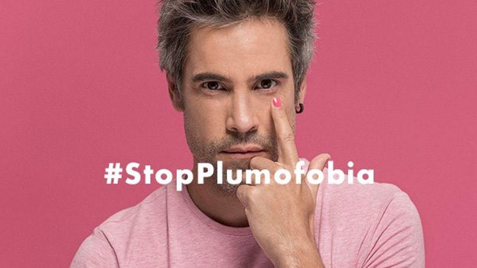 #StopPlumofobia para luchar contra el yo no soy homófobo pero...