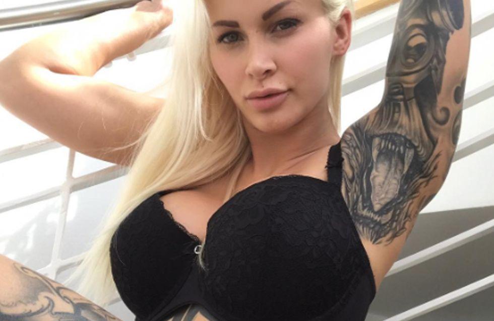 Tatuajes para las axilas, la nueva moda viral