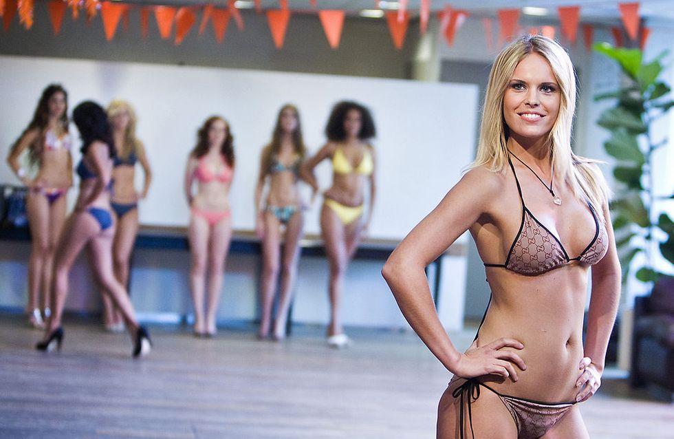 Pour trouver sa nouvelle stagiaire cette entreprise tchèque organise un concours de bikini !