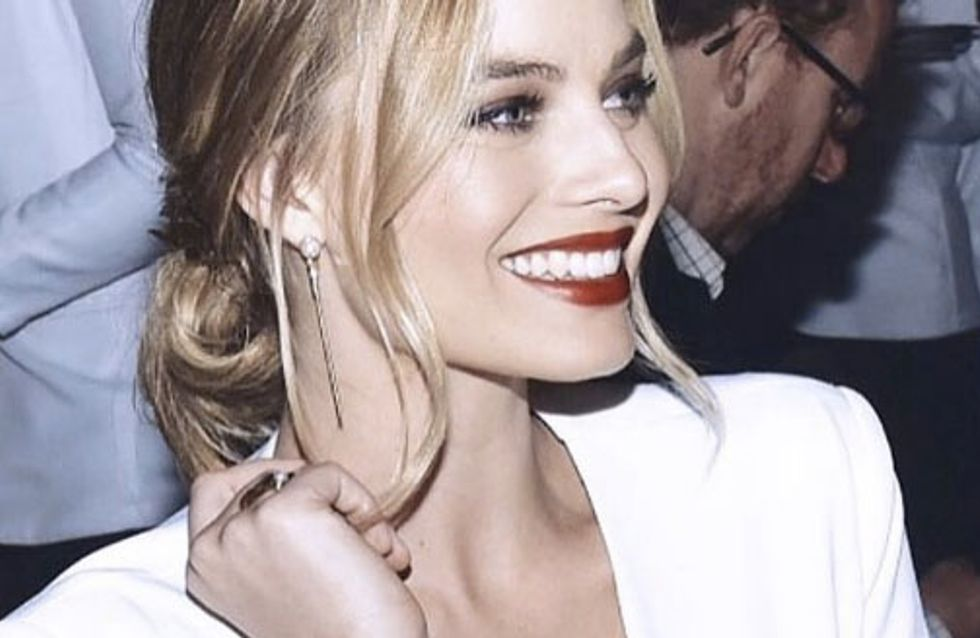 Margot Robbie Has Just Given Some Rather Interesting Beauty Advice