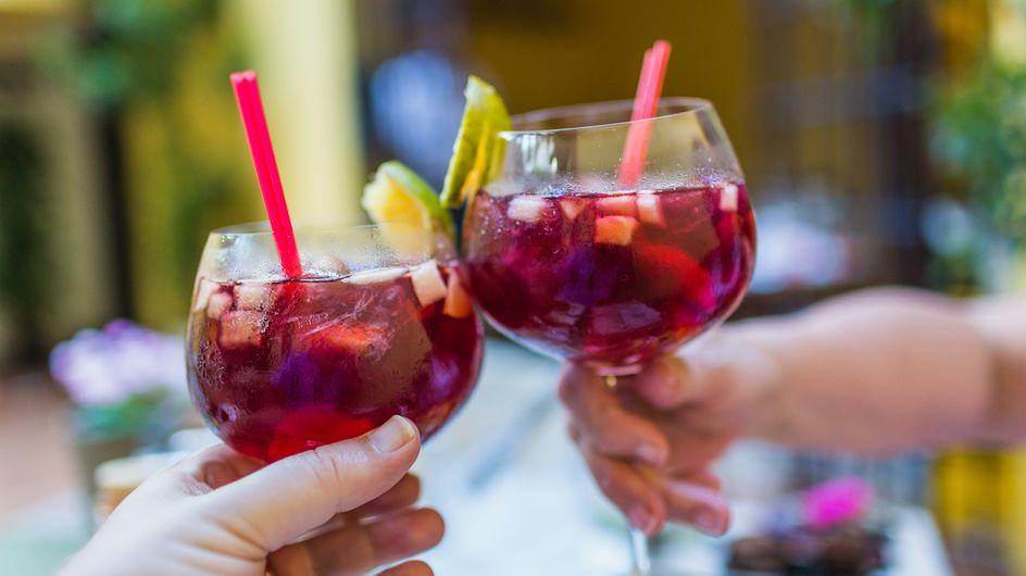 Desodorante con olor a sangría: lleva el typical Spanish a otro nivel
