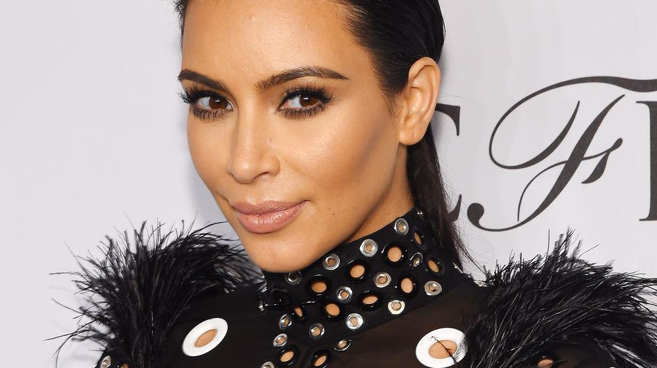 Kim Kardashian s'affiche sans AUCUN make-up... vous allez être surpris (photos)