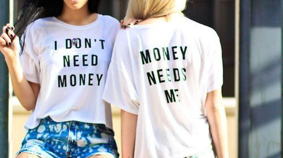 Deixe sua camiseta falar por você