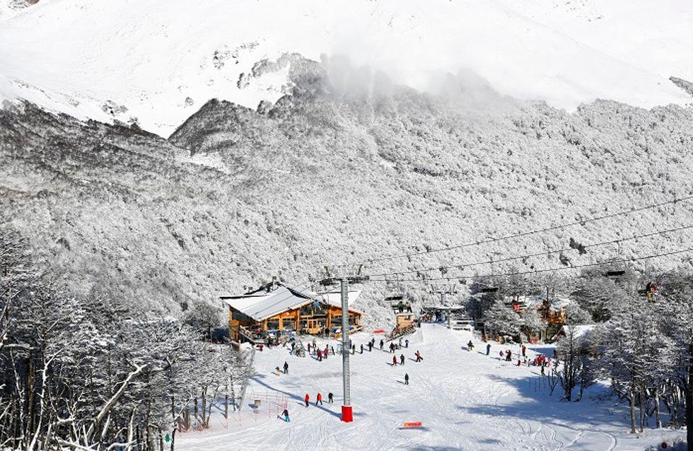 Onde achar neve na Terra do Fogo? Em Ushuaia!