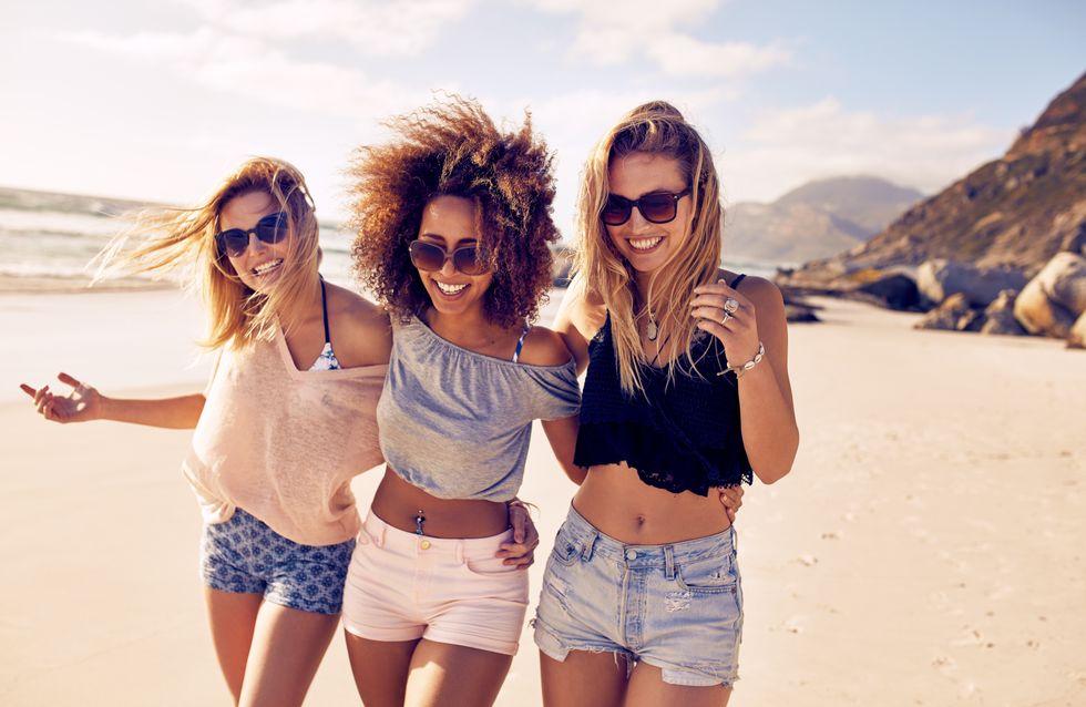 10 trucs qui nous arrivent toutes en été