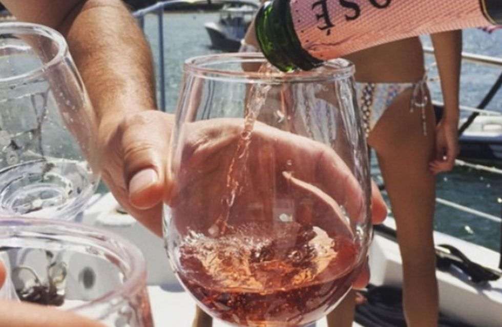 Rosé Wine Deodorant Is Here So Now You Can Raise Your Pits To Happy Hour