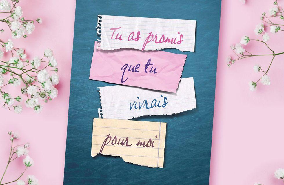 Coup de coeur pour Tu as promis que tu vivrais pour moi de Carène Ponte