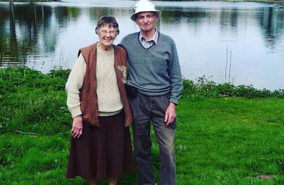 Este abuelo de 86 años refleja en su cuenta de Instagram lo que es el amor verdadero
