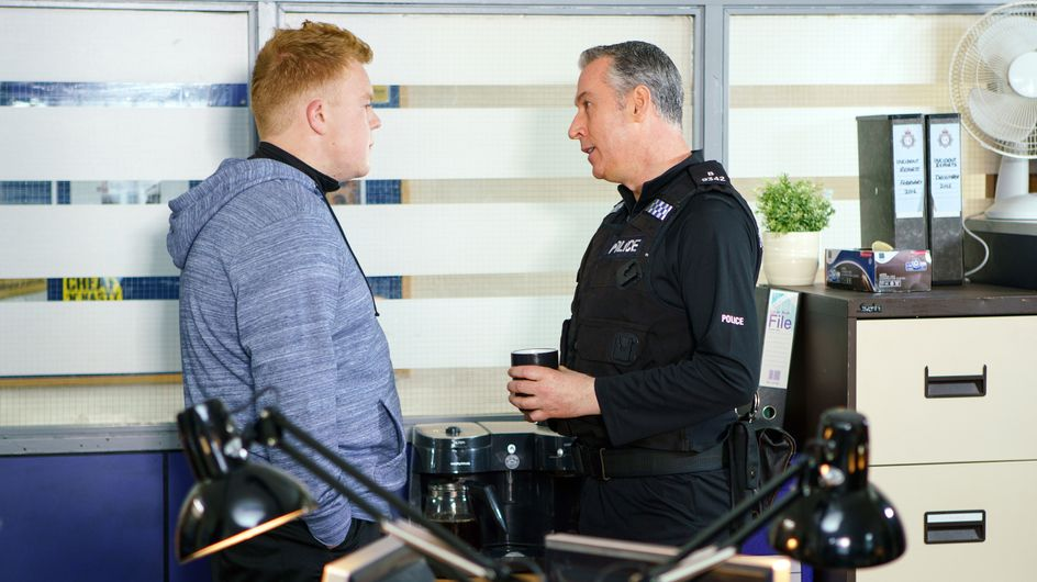 Coronation Street 14/07 - Craig's Playing With Fire