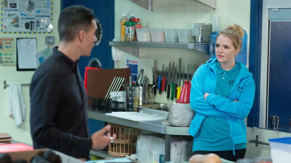 Eastenders 11/07 - Abi Urges Steven To Choose Her Over Lauren